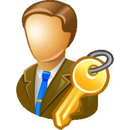 man-key